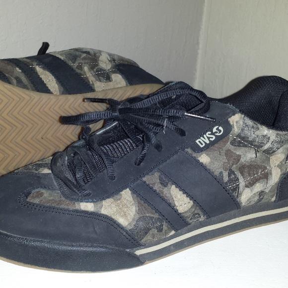 Dvs Camo Skate Shoes | Poshmark